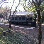 Our accommodation at Chisomo