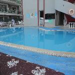 Pool by day