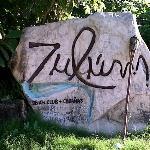 Entrada a Zulum