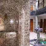 patio hotel mimosa marrakech
