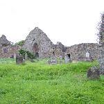 Bonamargy Friary Ruins Ballycastle