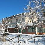 Un bianco Hotel Sant'Antonio