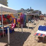 Spiaggia convenzionata, Bagni n° 90