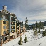 Constellation At Northstar Direct Ski-In Ski-Out Access and Ski Valet Service
