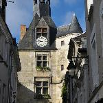 The town of Amboise