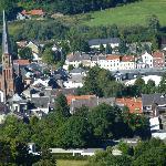 View of Vaals from Drielanndenpunt