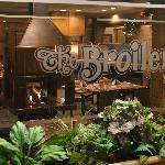 The Broiler - specializing in pasta, seafood & steaks.