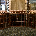 The Wine Shop - enjoy a bottle while dining or take a bottle home!