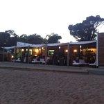 Foto de LE 7 sea lounge Restaurant de plage
