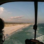 Best way to see the Emerald coast with Timberview Helicopters