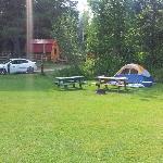 Excellent site de camping