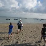Beach at Tuban