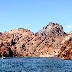 """One of the more popular destinations along the Colorado is """"Topock Gorge"""" just up river from the"""