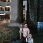 we love the pool