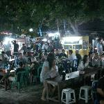 ภาพถ่ายของ Gili Trawangan Night Market