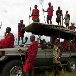 Maasai guides of Cottars Community