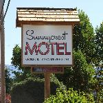 서니크레스트 모텔