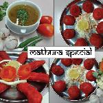 Mathura Special Food Items. Gobi-65, Mushroom-65, Panneer-65, Crispy Chilli Vege Fry. Only from