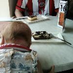 Oreo cake and millionaire shortcake cheescake