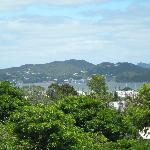 View of Russell from Holiday Park