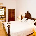 Junior  Suite con patio privado