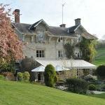 Howard's House - garden view