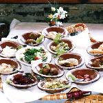 Greek Mezze