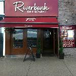 Riverbank's New Exterior