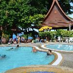 piscine et jaccuzi