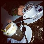CAPPUCCINO E IRISH COFFEE