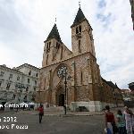 Vista Esterna Cattedrale Cattolica