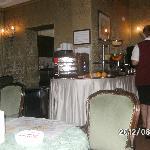 salle dej, cuisine et poubelle(Grise)
