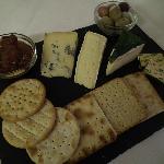 Local Cornish Cheese Board