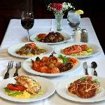 Featured Dinners at Billy's