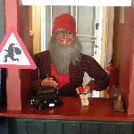 Father Christmas postoffice