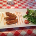 Starter : Chef's croquettes