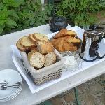 Coffee & Croissants.....
