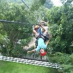 la adrenalina del canopy