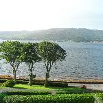 View from Craigard House of Campbeltown Loch