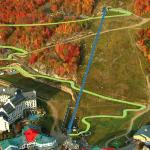 Mont Tremblant luge track