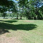 Horseshoe Pits/Volleyball Court