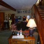 Main Entry/Dining room