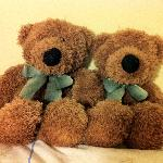 The two teds.