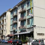 Esterno Hotel Alex