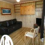 View of livingroom area