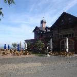 Berg-Gasthof Honigbrunnen Foto