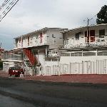Front of new Casa Cuba