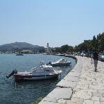 Seaport in Zante