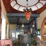 Lo spazio per la ristorazione