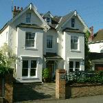 Walnut Tree House - Front aspect